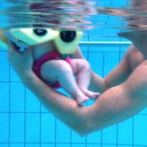 Acquaticità neonatale – Coccole inacqua