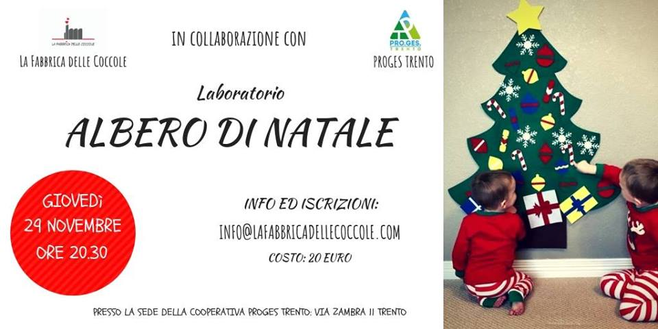 Laboratori creativi …Christmas is comig